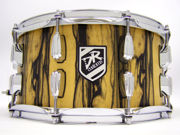 Ebony White Snare