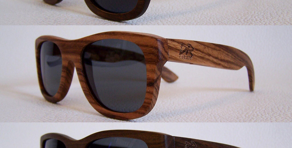 DR Wooden Sunglasses