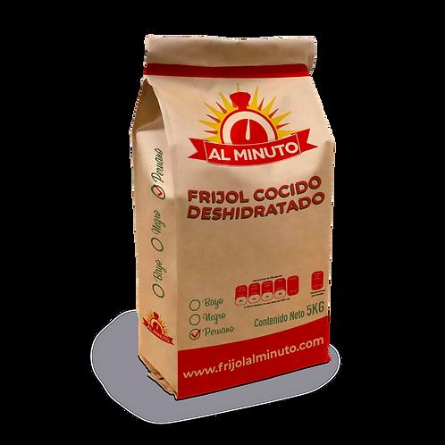 Frijol deshidratado peruano 5 kg.