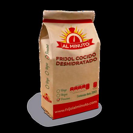 Frijol peruano deshidratado | Costal de 20 Kg.