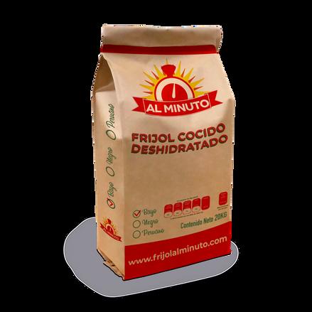 Frijol bayo deshidratado | Costal de 20 Kg.