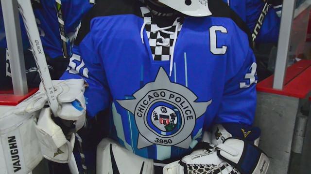 Salute the Blue Line / Patrick Bernico Memorial Game