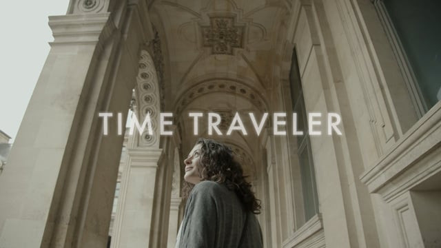 Time Traveler - Paris