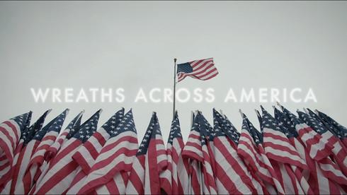 Wreaths Across America 2019 - Abraham Lincoln National Cemetery