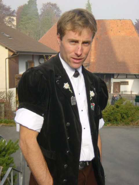 Niklaus Gfeller