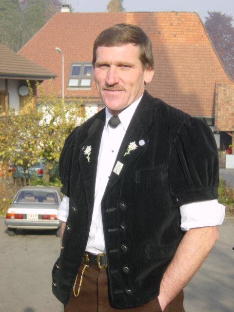 Hansueli Klopfenstein