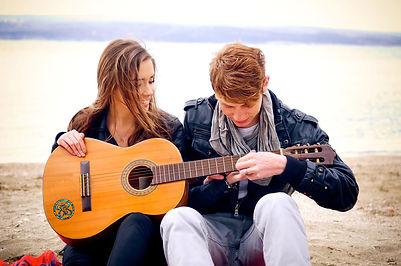 Уроки гитары м Волжская