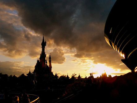 7 endroits qui ont inspirés des films Disney