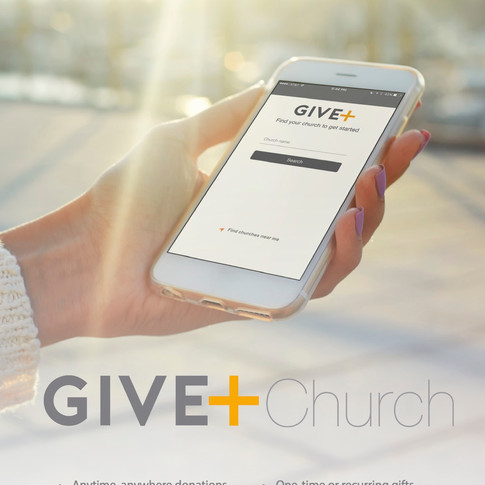 Do you want to start online giving?