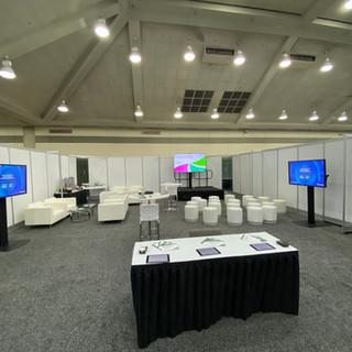 Pavilion for Sunovion at AES