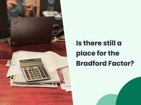 Managing absence - is there still a place for the Bradford Factor?