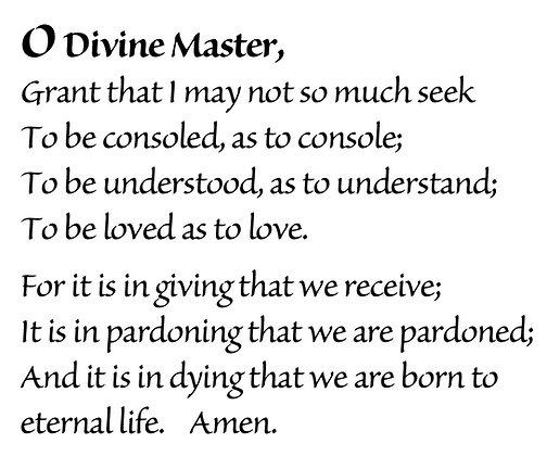 O DIVINE MASTER CANDLE