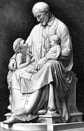 ST. VINCENT DE PAUL CANDLE I