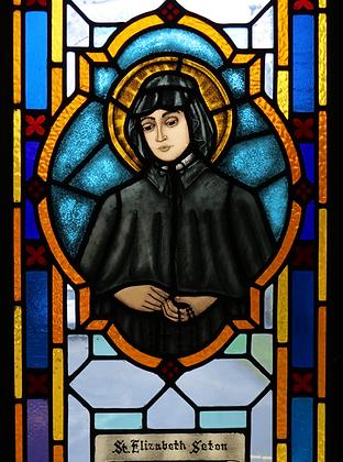 ST. ELIZABETH SETON CANDLE