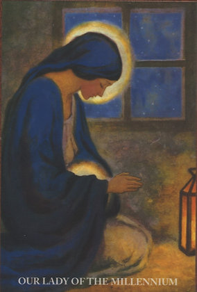 OUR LADY OF THE MILENNIUM CANDLE
