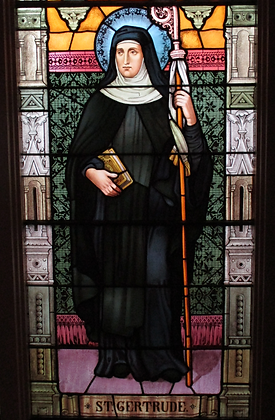 ST.GERTRUDE CANDLE