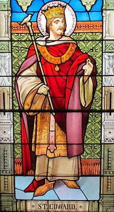ST. EDWARD CANDLE
