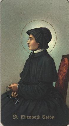 MOTHER ANN SETON CANDLE