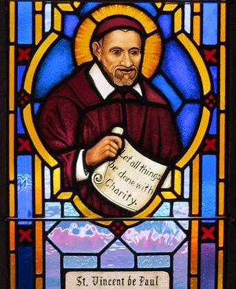 ST. VINCENT DE PAUL CANDLE II