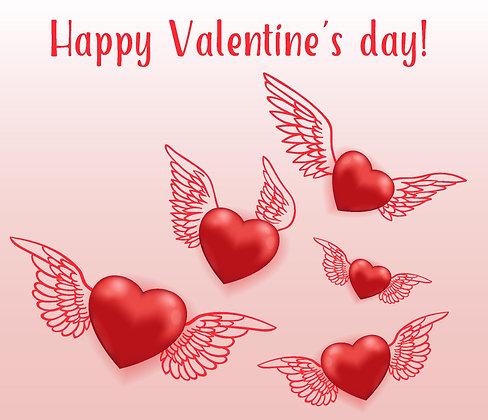 HAPPY VALENTINES DAY II