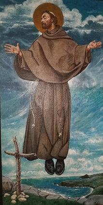 JOSEPH CUPERTINO CANDLE