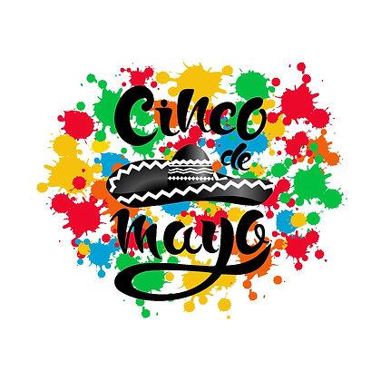 CINCO DE MAYO CANDLE