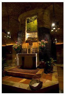 ASSISI ALTAR CANDLE