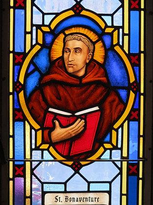 ST. BONAVENTURE CANDLE