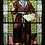 Thumbnail: ST. WILLIAM OF AQUITAINE CANDLE