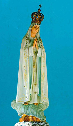 OUR LADY OF FATIMA CANDLE