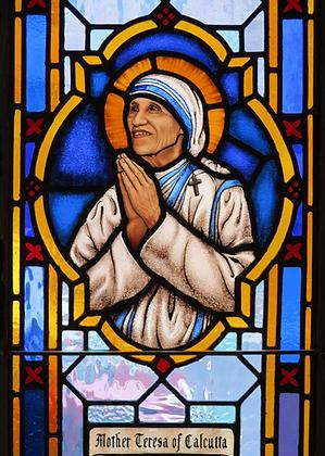 MOTHER TERESA CANDLE