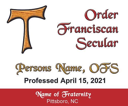 OSF PROFESSION CANDLE I
