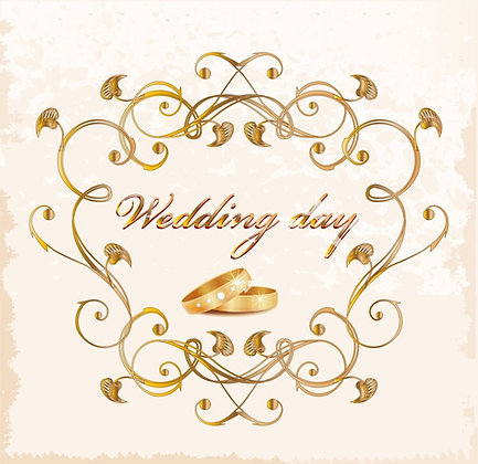 WEDDING I CANDLE
