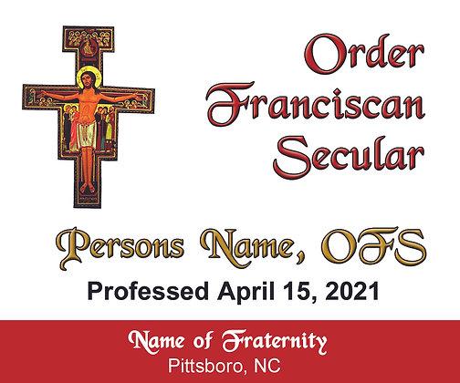 OSF PROFESSION CANDLE II