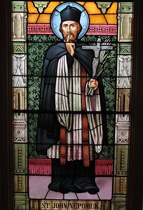ST. JOHN NEPOMUK CANDLE
