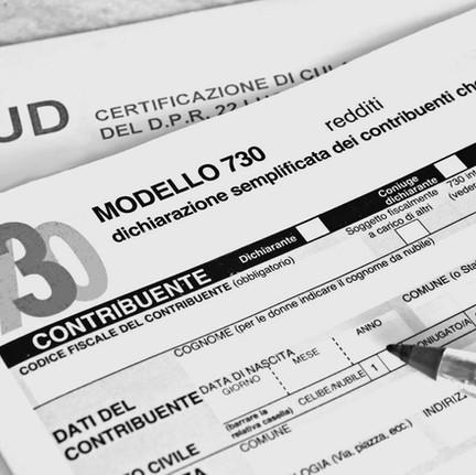 Elenco Documenti per modelli 730 e Redditi 2021