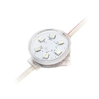 12V Led Pixel Module Diametro 42mm