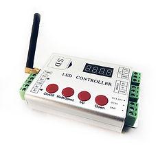 sd card controller DMX led dinamico