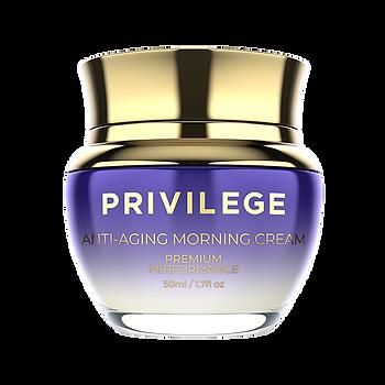 Privilege - Крем для лица и шеи омолаживающий дневной