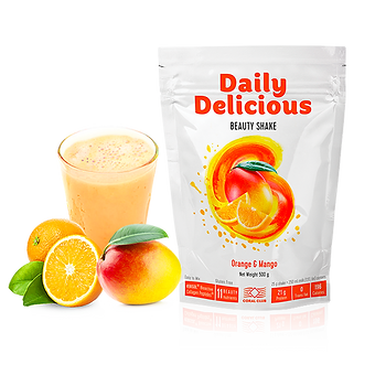 Daily Delicious Arancia Mango