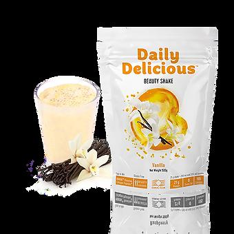 Daily Deliciuos со вкусом ванили