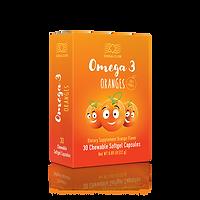Omega 3 Arancia