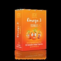 Омега 3 Апельсин