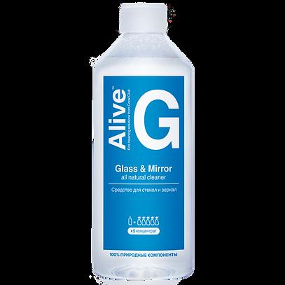 Alive G Prodotto per i vetri e gli specchi di Coral Club