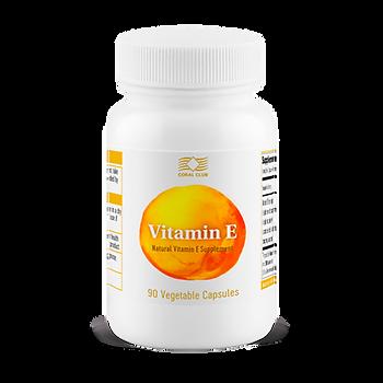 Витамин Е - Vitamin E