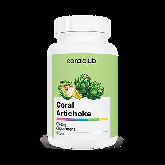 Coral Artichoke