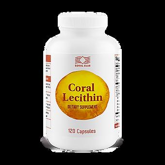 Корал Лецитин - Coral Lecithin