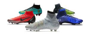 Evoluzione delle scarpe di Cristiano Ronaldo: dal 2013 ad oggi