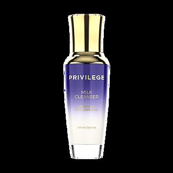 Privilege - Молочко для лица очищающее