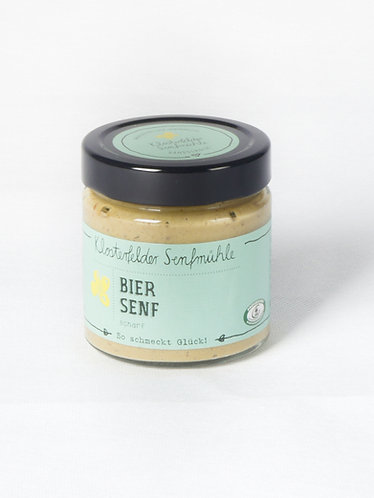 Biersenf *VEGAN* (190 ml)